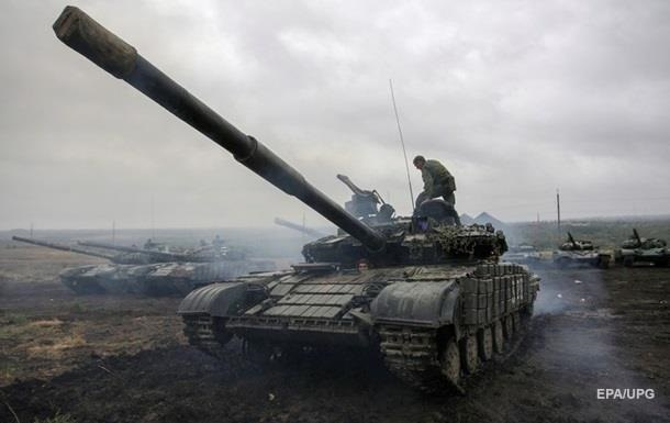 ОБСЄ помітила 32 танки біля лінії зіткнення