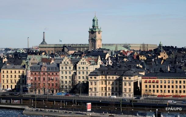 В Стокгольме вооруженный мужчина взял заложников
