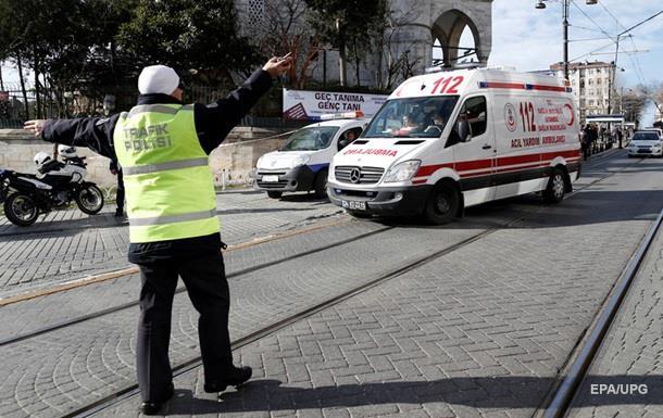 Эрдоган: Теракт в Стамбуле совершил сириец