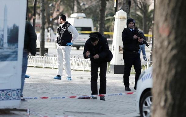 Взрыв в Стамбуле: большинство погибших – немцы