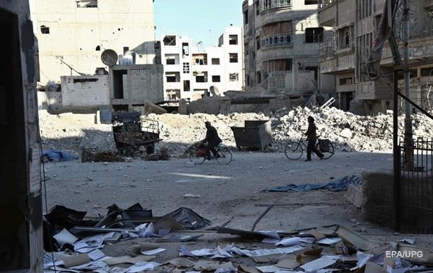 Від російських авіаударів вСирії загинули 47 людей