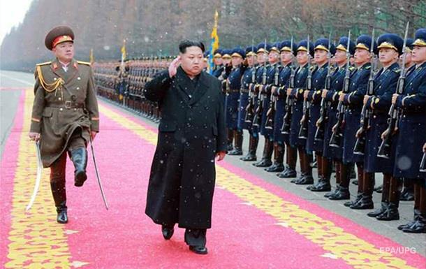 УКНДР взяли наозброєння термоядерні боєголовки