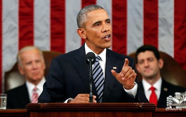 Обама призвал Конгресс одобрить закон о борьбе с ИГ