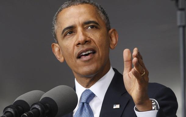 Обама впевнений, що Росія допомагає Україні