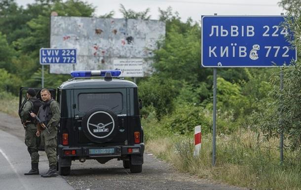 В Черкассах задержан участник стрельбы в Мукачево