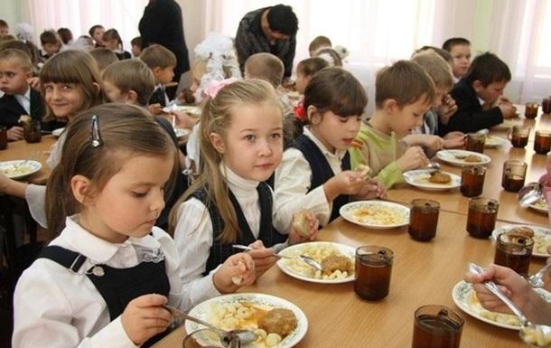 В школах Харькова увеличили дневные расходы на питание