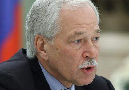 Прилёт Грызлова возбудил Ляшко и тот обратился к президенту за объяснениями
