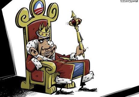 О чем чихал Обама?