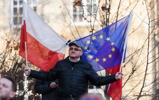 ЕС начал беспрецедентную проверку польских реформ