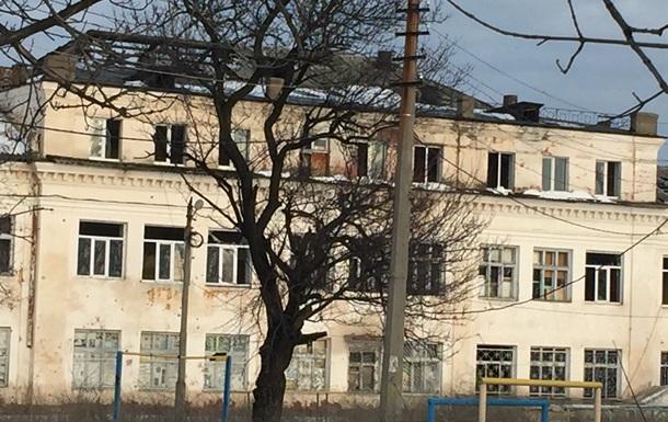 Донецк прифронтовой: разбитые дома и пустые улицы