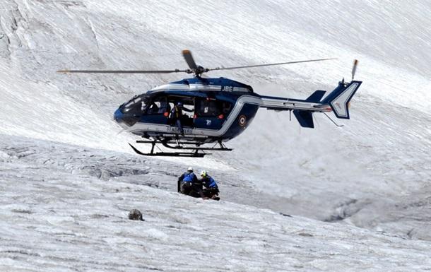 Украинец погиб под лавиной в Альпах