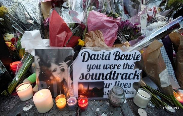 Дэвида Боуи тайно кремировали в Нью-Йорке - СМИ