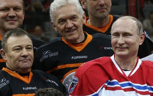 Forbes оценил потери  друзей Путина  от санкций