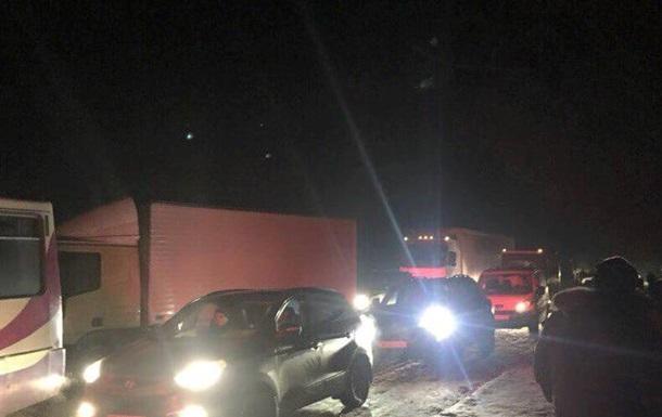 Гірники обіцяють блокувати трасу на Польщу цілодобово