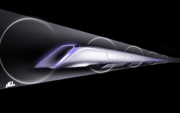 Вакуумный поезд Hyperloop  запустят в 2016 году