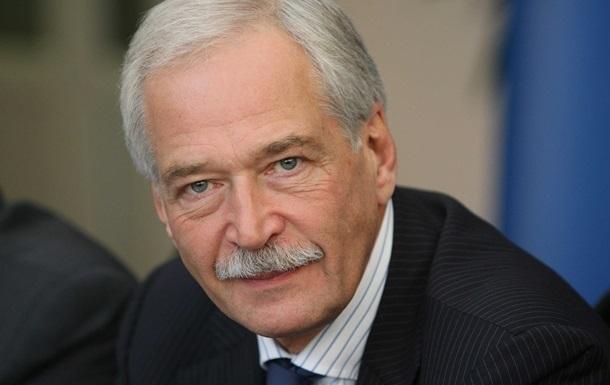Порошенко рассказал о встрече с Грызловым