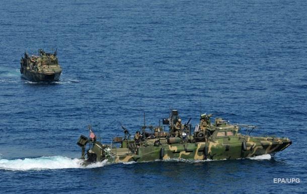 Иран мог украсть оборудование с задержанных катеров США