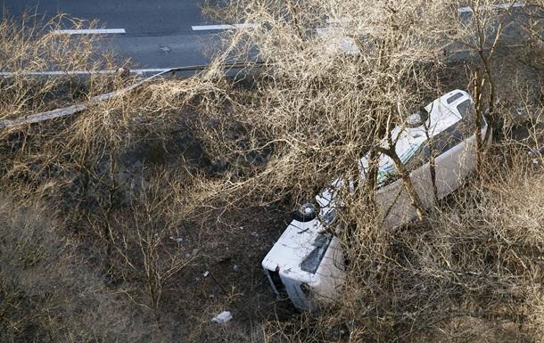 В Японии в ДТП погибли 14 человек