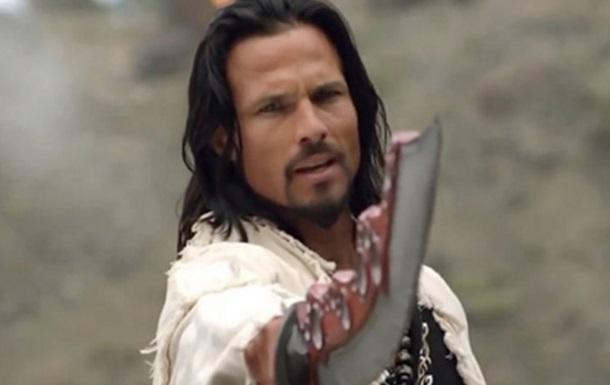 Американський актор звинувачений у вбивстві сусіда мечем