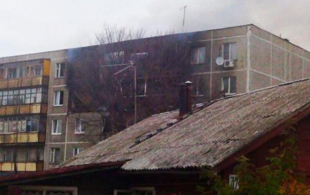 На Донбассе из-за взрыва в доме погиб ребенок