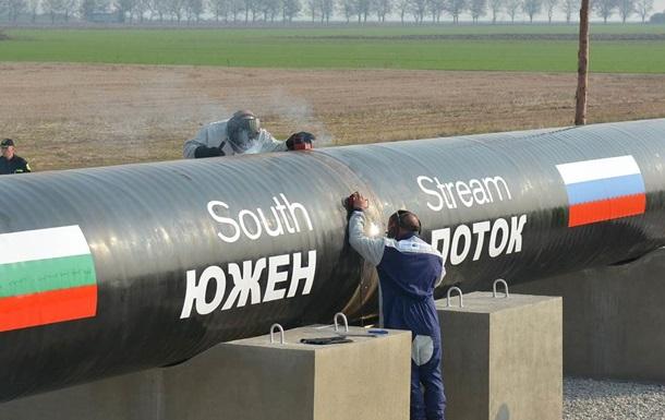 Новый Южный поток: по желанию Болгарии, в обход Украины