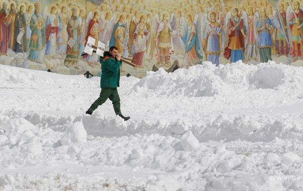 Украину ждет сильное похолодание