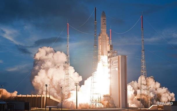 Европа отказалась от российских ракет Союз