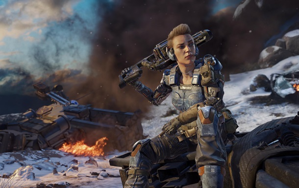 Call of Duty: Black Ops III скриншот