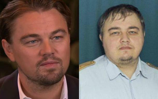 В России нашли двойника Ди Каприо