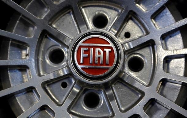 Fiat Chrysler повторно отзывает авто из-за опасности возгорания