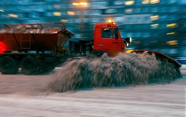 Одесса закрывает въезд для грузовиков
