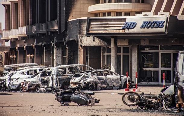 Теракт в Буркина-Фасо: ресторан принадлежал украинцам