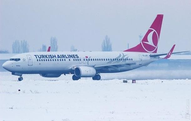 Аэропорт Одессы не принимает самолеты