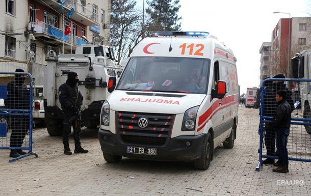 Новая атака курдов в Турции: трое полицейских погибли