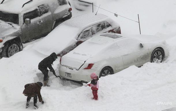 У Миколаївській області через снігопад оголосили вихідні