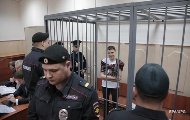 Український військовий дав свідчення у справі Савченко
