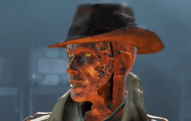 Персонажу из Fallout 4  подарили  жизнь