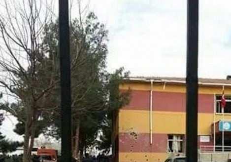 Взрыв в Турции возле школы