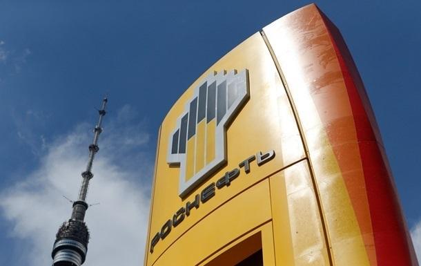 Роснефть отреагировала на возможные санкции Киева
