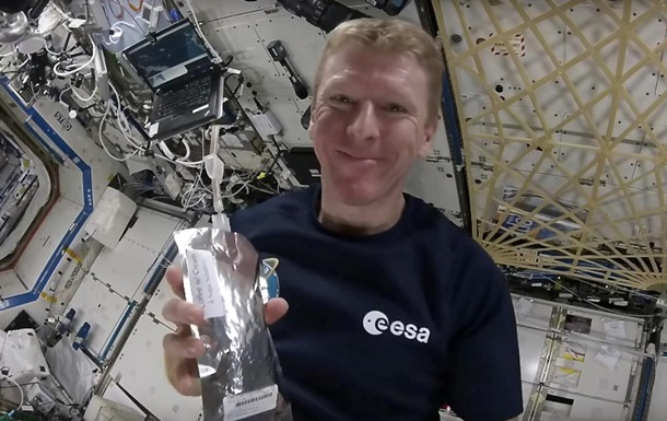 астронавт ESA