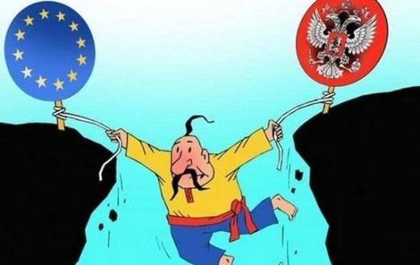 Украина без России: далі буде…
