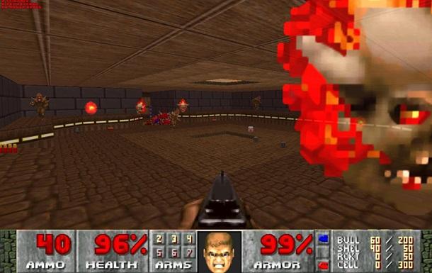 К культовому Doom выпустили новый уровень спустя 21 год