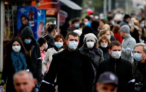 Украиной шагает не грипповирус, а вирус циничной власти