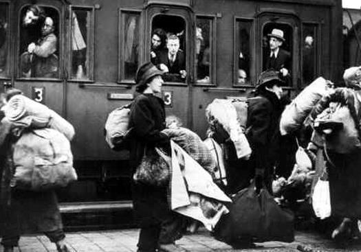 Евросоюз депортирует украинцев
