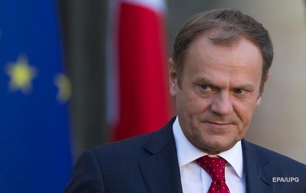 Туск: Шенген может рухнуть уже через два месяца