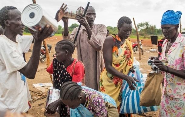 ООН пытается найти $1,3 млрд для Южного Судана