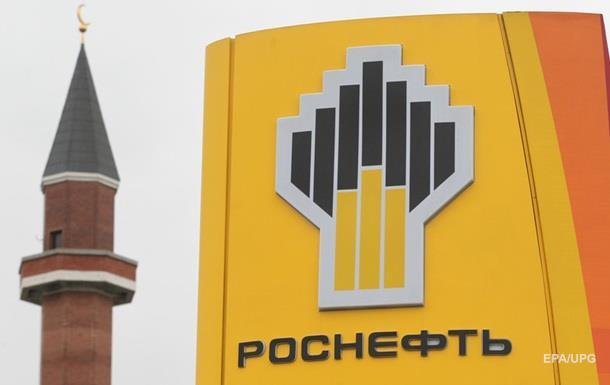 В Роснефти боятся захвата заправок в Украине