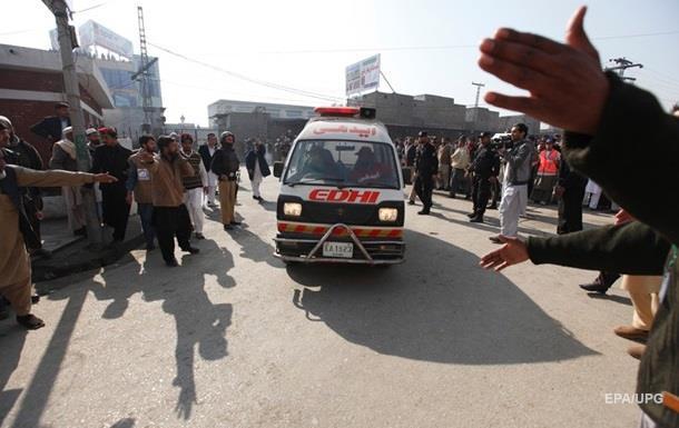 Талибан отрицает причастность к нападению в Пакистане