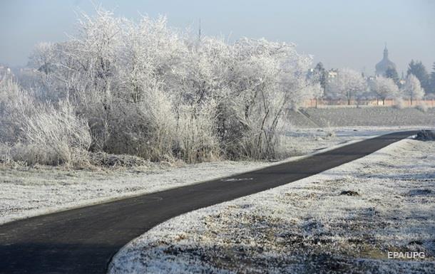 Морозы в Украине усилятся