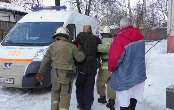 В жилом доме в Чернигове произошел взрыв: есть пострадавший